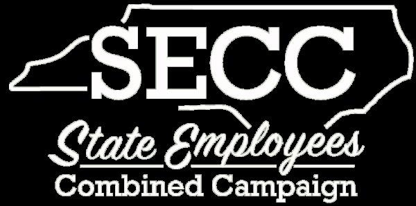 SECC logo, white